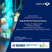 Ring the Bell for Financial Literacy